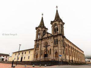 church ecuador gotico