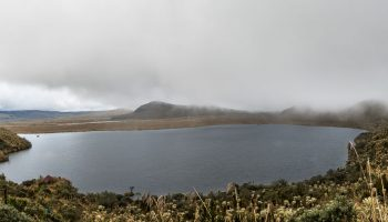 Frailejones Laguna