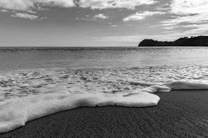 Fotos, playa ecuador, blanco y negro