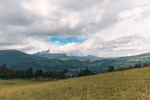 landscape ecuador fotos zuleta andes