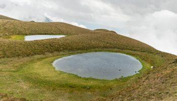 Laguna de Cubilche