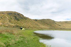 camping trekking cubilche imbabura ecudador tour