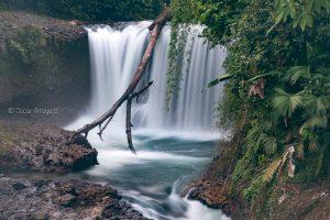 Cascada Salto del Tigre pedro vicente maldonado ecuador