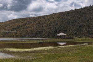 laguna limpiopungo cotopaxi ecuador