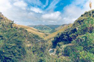 panoramica andes ecuador cayambe