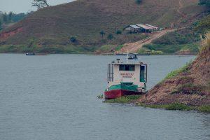 laguna daule peripa embalse manabi guayas