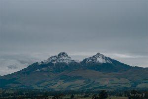 ilinizas volcán ecuador