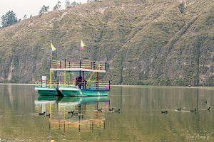 yambo lake ecuador cotopaxi